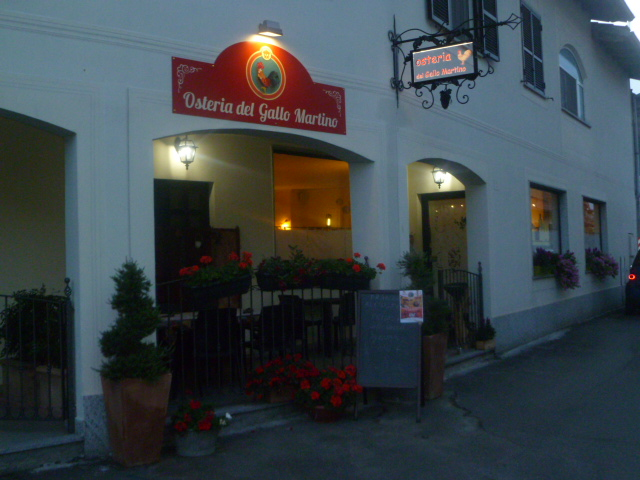 Osteria del gallo martino - Movingitalia.it