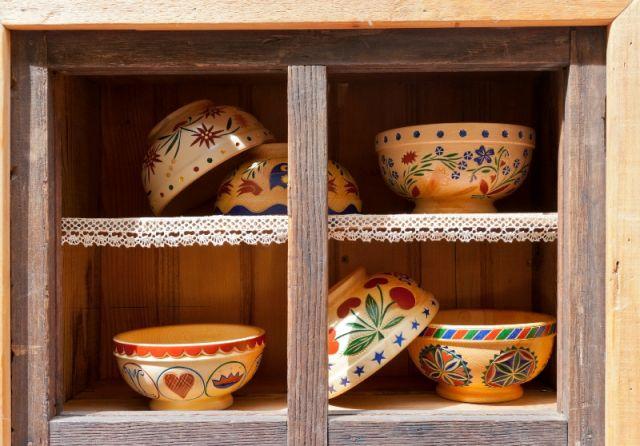Prodotti artigianali ad Aosta
