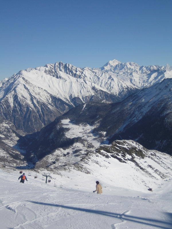 Ski area - La Thuile - Movingitalia.it