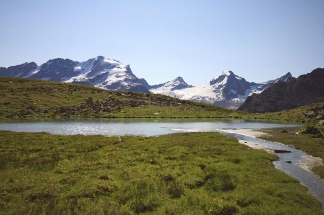 Lago Plan Borgno e Gran Paradiso - Movingitalia.it