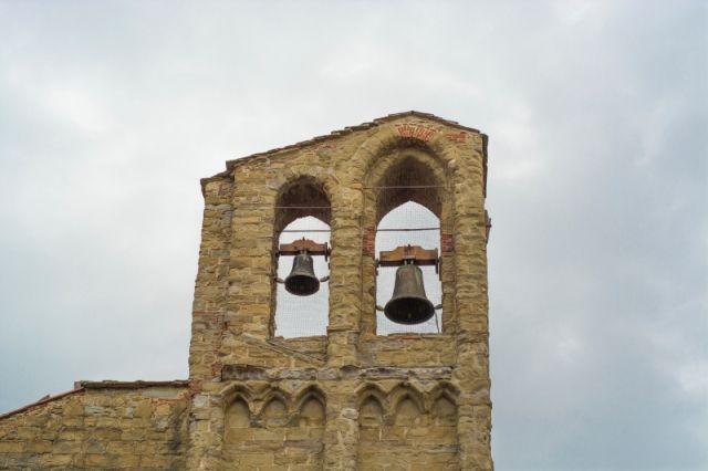 Campane e Chiesa ad Arezzo - Movingitalia.it