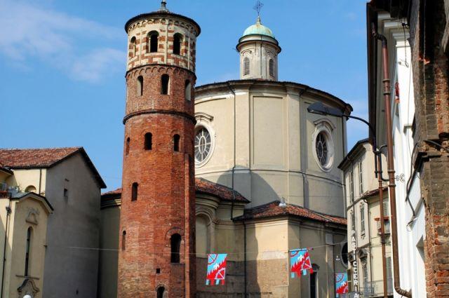 Duomo e Torre - Asti