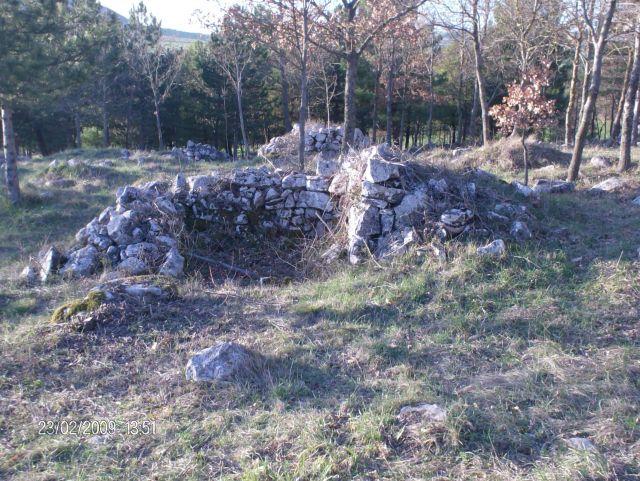 Necropoli sannite località Spineto - Movingitalia.it