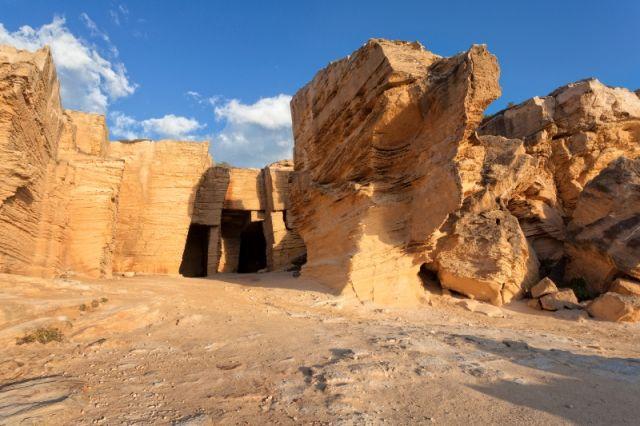 Cave di Tufo - Movingitalia.it