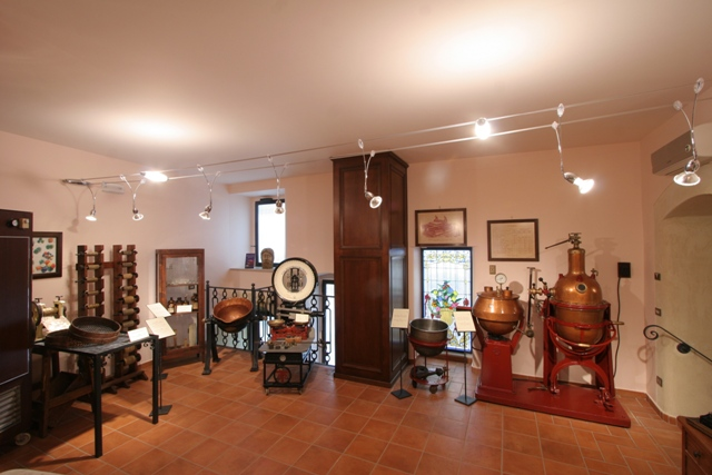 Sala 3 del museo del confetto Andria - Movingitalia.it