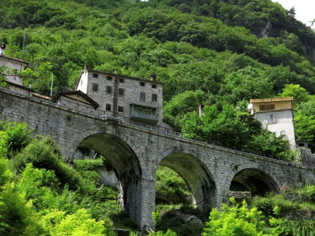 Ponte a Longarone - Movingitalia.it