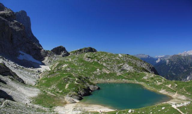 Monte e lago Coldai - Movingitalia.it