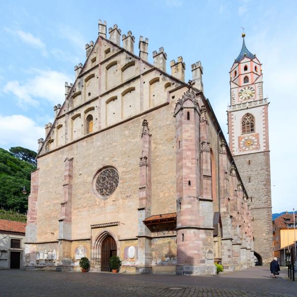 Chiesa di San Nicolò Cattedrale di Merano