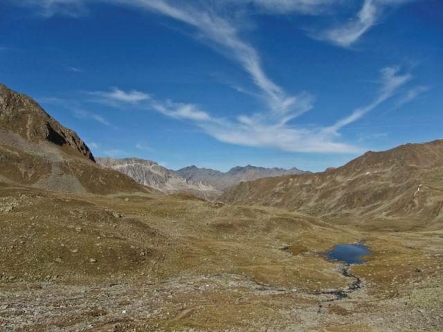 Lago di Anterselva Bolzano