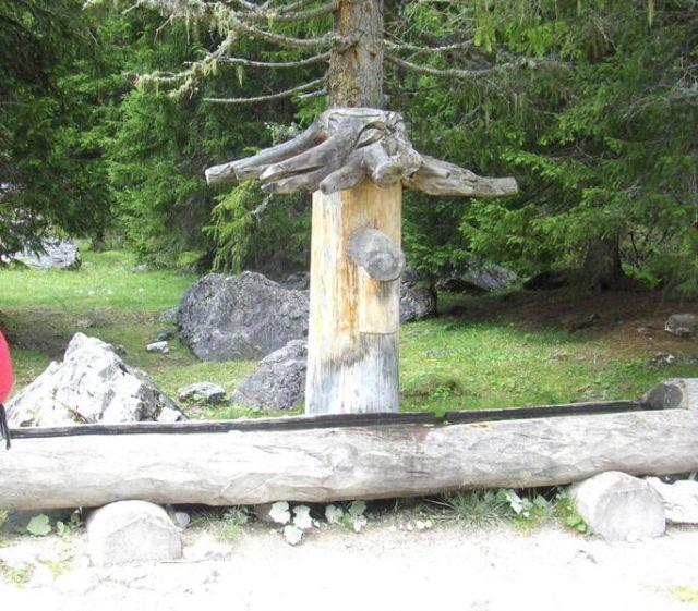 Italia immagini e foto fontane di tutta l 39 italia for Fontane in legno