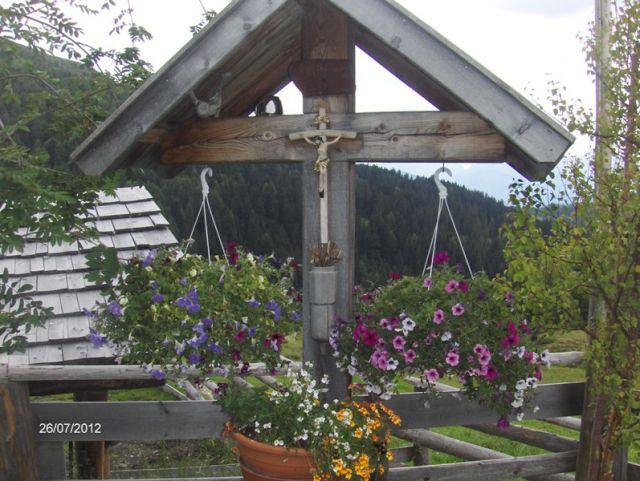 Croce in legno a Sesto