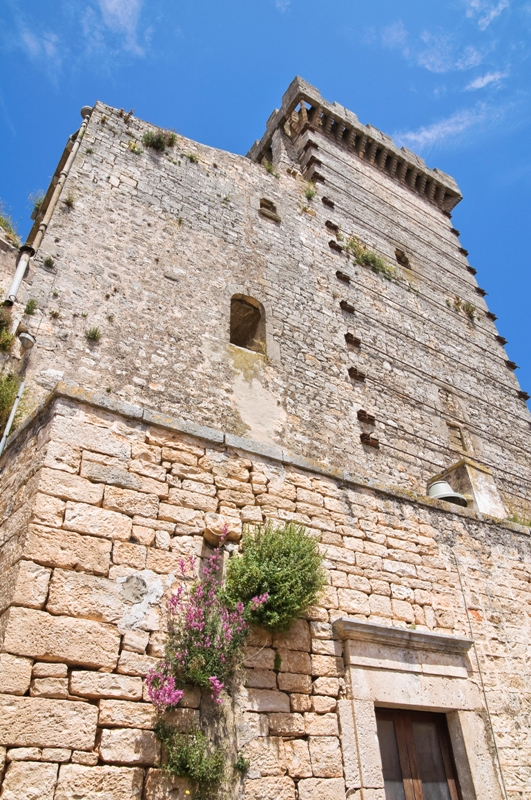 Castello Facciata del Ducale, Ceglie Messapica