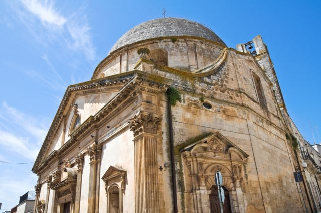Chiesa di San Gioacchino a Ceglie Messapica