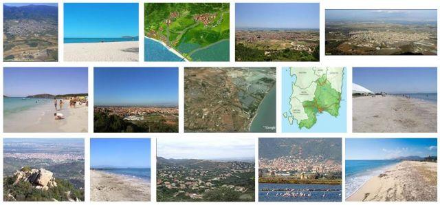 Foto panorami Capoterra
