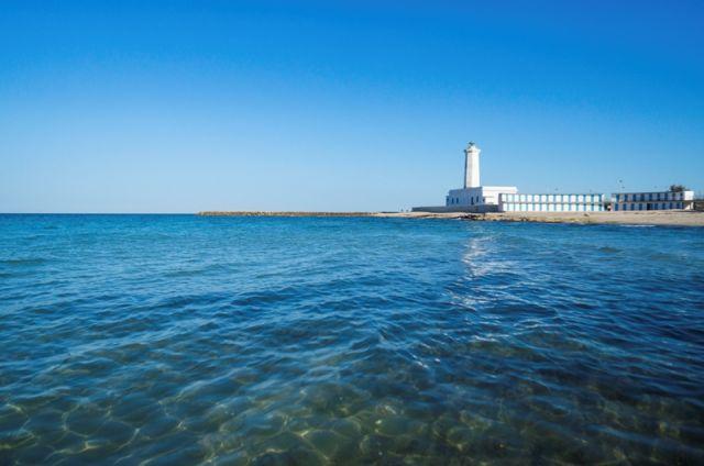 Faro a San Cataldo a Lecce