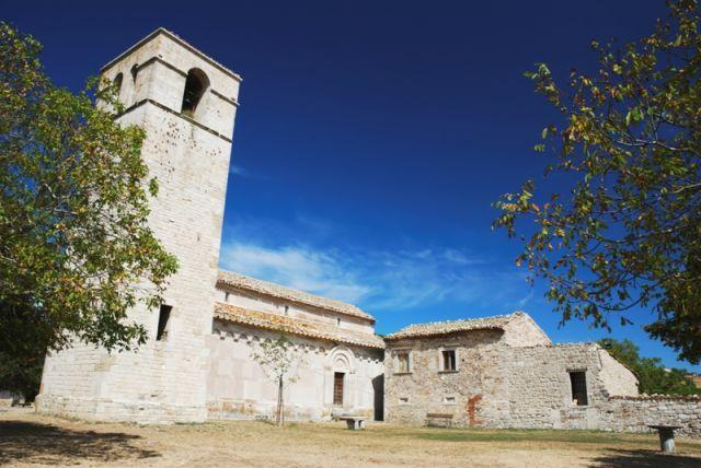 Chiesa antica Santa Maria della Strada Campobasso