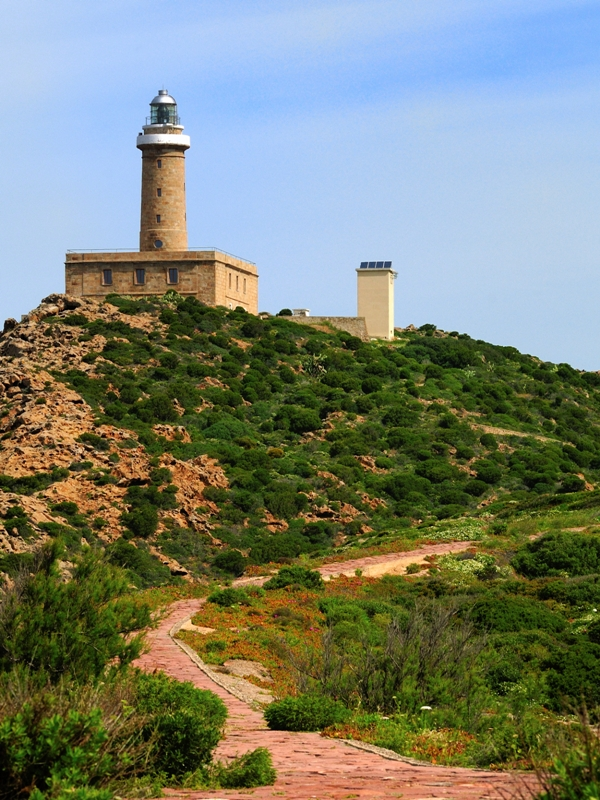 Faro di Carloforte - Movingitalia.it