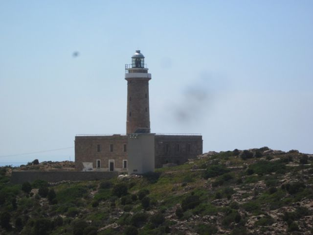 Faro a Carloforte - Movingitalia.it