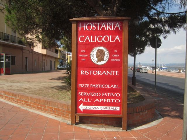 Ristorante a Sant'Antioco - Movingitalia.it