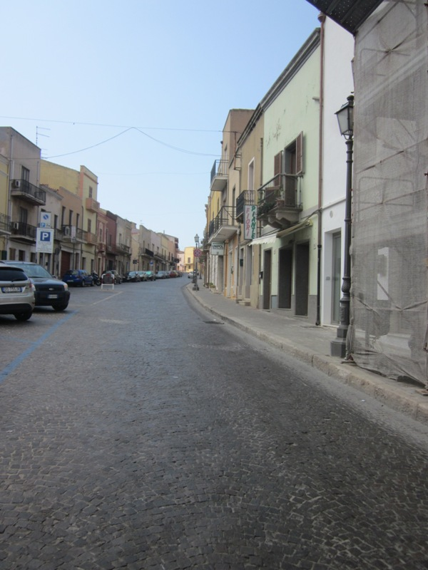 Strada di Sant'Antioco - Movingitalia.it