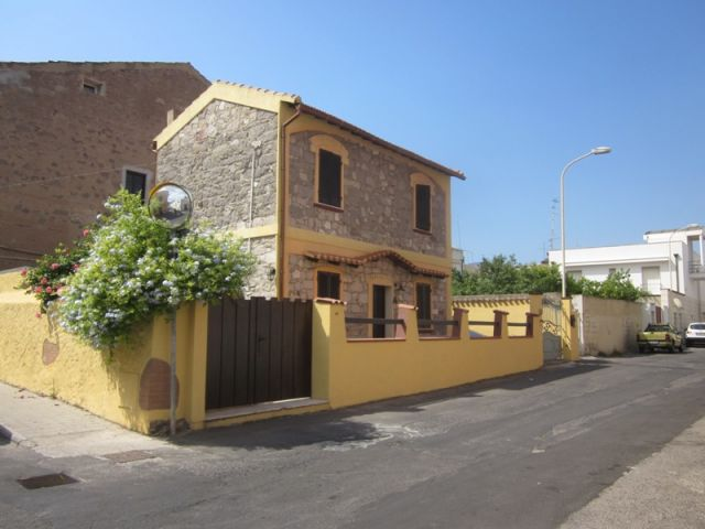 Tipica casa di mare a Sant'Antioco