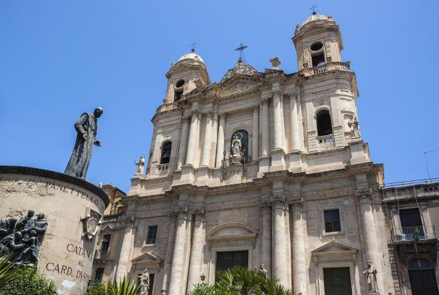 Chiesa di San Francesco a Catania