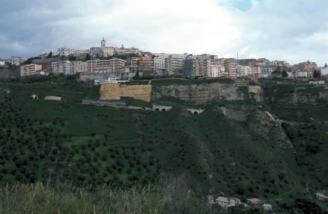 Catanzaro panoramica