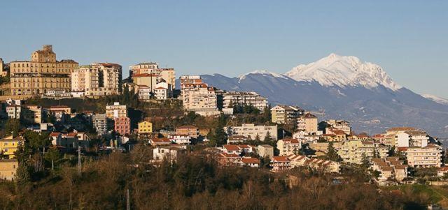 Città e Monte Gran Sasso - Chieti