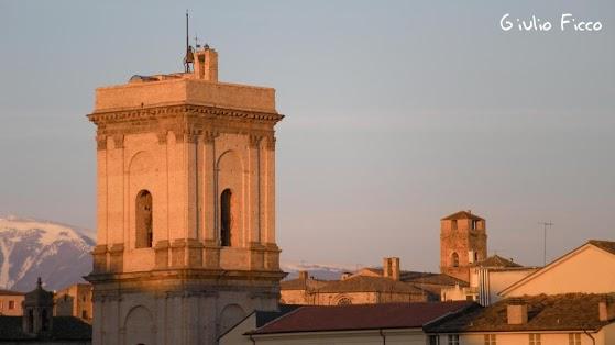 Lanciano - Torre Campanaria