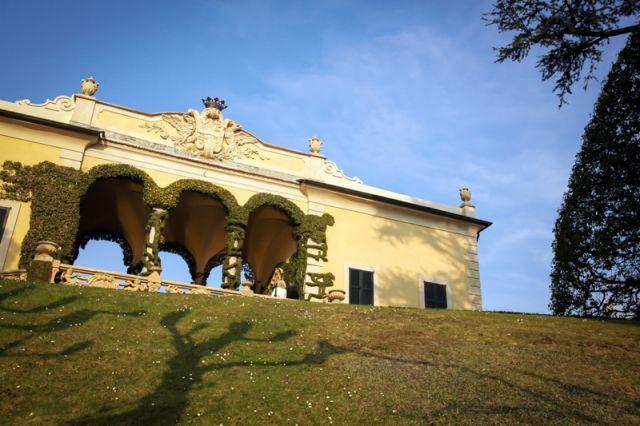 Villa Balbianello nel lago di Como - Movingitalia.it