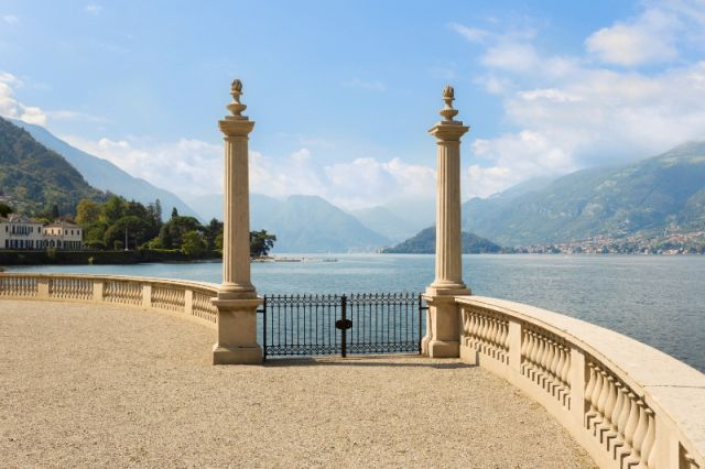 Villa Melzi Colonne sul Lago di Como - Movingitalia.it