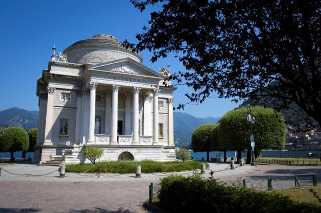 Tempio museo a Como - Movingitalia.it