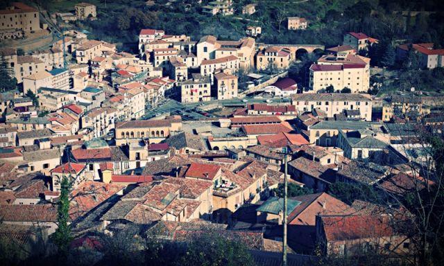 Foto panoramica - Cosenza