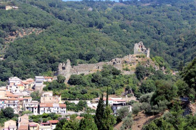 Castello normanno, Calabria