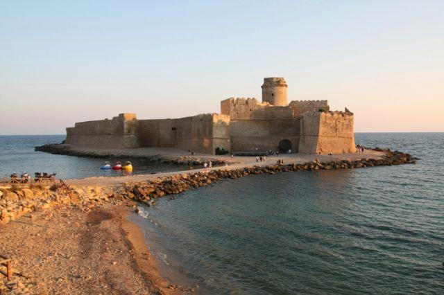 Castello Aragonese - Isola di Capo Rizzuto
