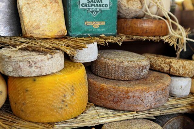 Sagra del formaggio a Bra - Movingitalia.it
