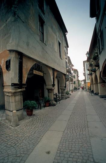 Strada di Roccaforte Mondovì