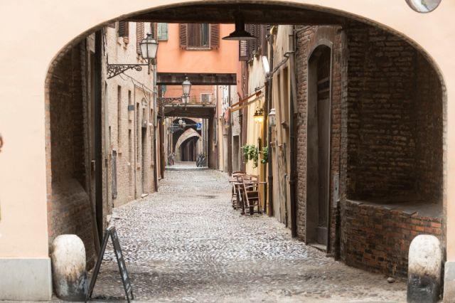 Arco a Ferrara Emilia Romagna