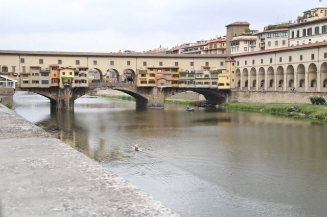 Ponte Vecchio a Firenze - Movingitalia.it