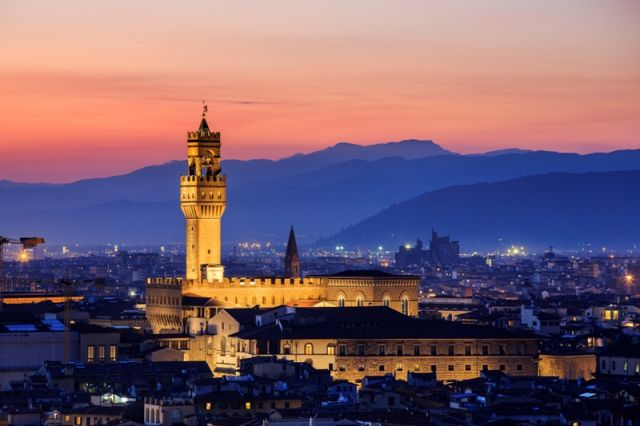 Palazzo vecchio - Firenze - Movingitalia.it
