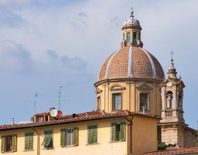 San Frediano in Cestello a Firenze - Movingitalia.it