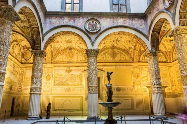 Palazzo Vecchio a Firenze - Movingitalia.it