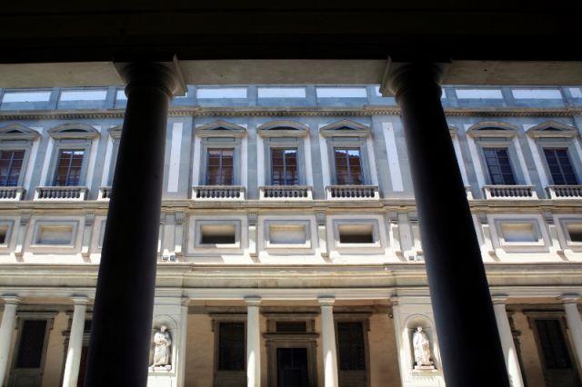 Museo Uffizi a Firenze - Movingitalia.it