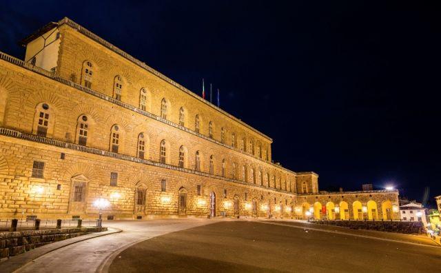 Palazzo Pitti a Firenze - Movingitalia.it