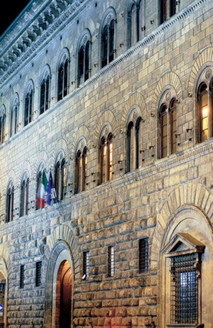 Immagini palazzi a firenze for Palazzo pitti orari