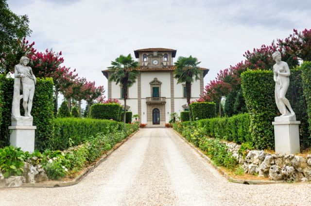 Antica Villa - Fucecchio - Movingitalia.it