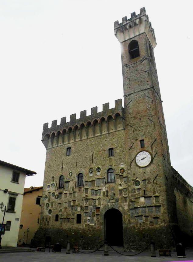Scarperia (Firenze) :: Orari Trasporti Pubblici e Privati