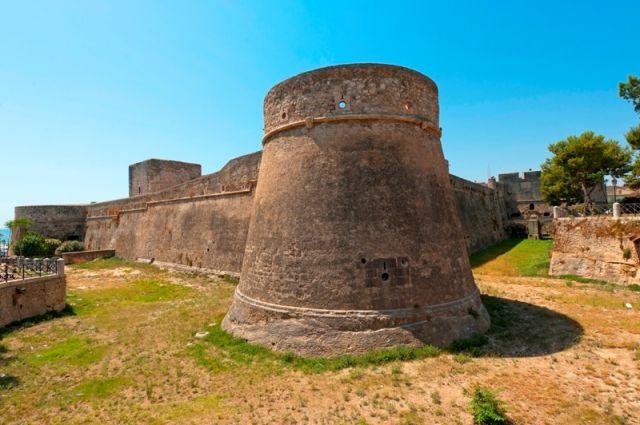 Castello di Manfredonia, Foggia
