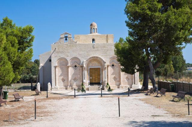 Basilica di Siponto a Manfredonia