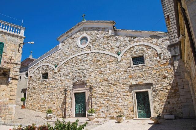Cattedrale di San Nicola a Sant'Agata di Puglia